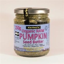 Org Raw Prem Pumpkin Butter