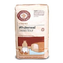 Doves Organic Wholemeal Bread Flour
