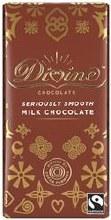 Divine Milk Choc 45% Cocoa