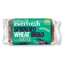 Org Sprout Date Bread