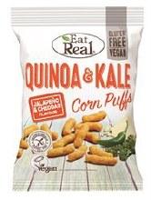 Quinoa Kale Puffs Jalapeno
