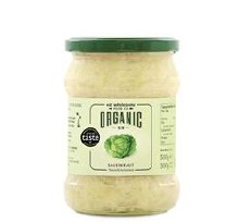 Org Raw Sauerkraut