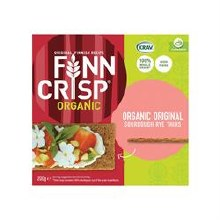 Finn Crisp Organic Crispbread