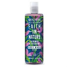 Faith Lav/ger Body Wash Rb