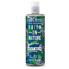 Faith Tea Tree Body Wash Rb