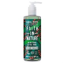 Faith Aloe & Teatree H/wash Rb