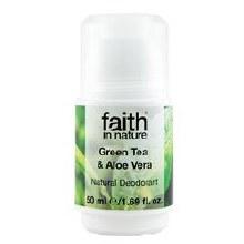 Faith Aloe & Green Tea Deo