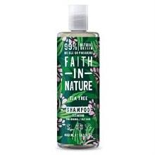 Faith Tea Tree Shampoo 2% Rb