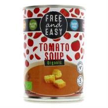 Free & Easy Tomato Soup