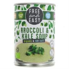Free Broccoli & Kale Soup