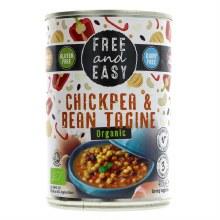 Chick Pea & Bean Tagine