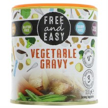 Free & Easy Gravy Sauce Mix