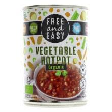 Free/easy Vegetable Hotpot