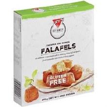 Frys Chickpea & Quinoa Falafel