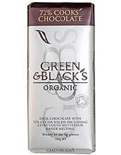 Green & Blacks Cooking Chocolate Dark