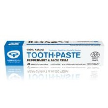 G/p Peppermint/aloe Toothpaste