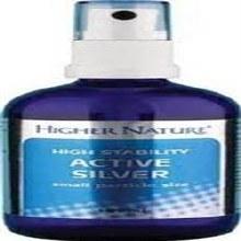 Higher Nature Colloidal Silver 200ml
