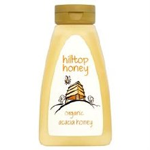 Hilltop Honey Organic Acacia