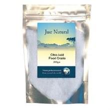 Just Natural Citric Acid