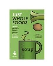 Org Vegan Leek & Potato Soup