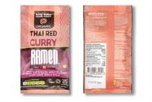 Organic Thai Red Curry Ramen 105g
