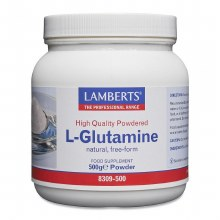 Lamberts L-Glutamine Powder 500g