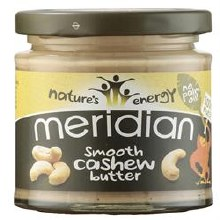 Meridian Cashew Butter Smooth