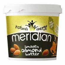 Meridian Almond Butter Smooth