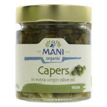 Mani B Og Capers In Olive Oil