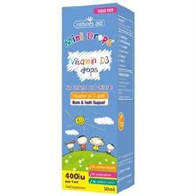 Natures Aid Vitamin D3 Drops