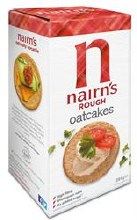 Nairns Trad (rough) Oatcakes