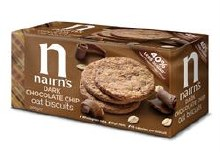 Nairns Dk Choc Oat Biscuits