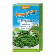 Natural Cool Leaf Spinach