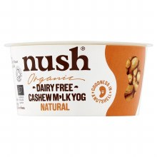 Nush Cashew Natural Yoghurt