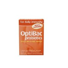 Optibac Probiotics For Daily Immunity