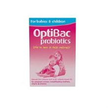 Optibac Probiotics For Babies & Children 10 Sachets