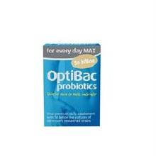 Optibac Probiotics For Every Day MAX 30 Capsules