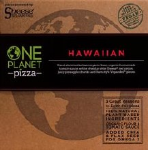 One Planet Hawaiian Pizza
