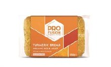 Turmeric Rice Bread