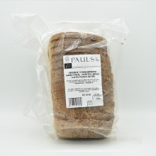 Organic Seeded Wholemeal Bread