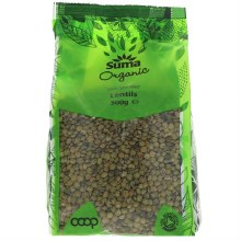 Pp Og Dark Speckled Lentils