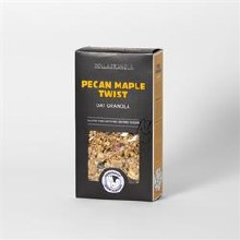 Maple and Pecan Twist