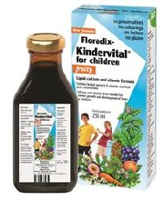Floradix Salus Kindervital Kids Fruity 250ml