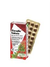 Floradix Iron 84 Tablets