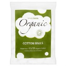 Simply Gentle Cotton Balls 24s