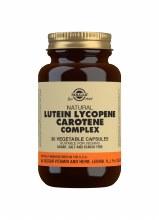 Solgar Natural Lutein Lycopene Carotenoid