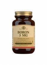Solgar Boron 3 mg