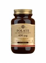 Solgar Folate 400ug (as Metafolin)