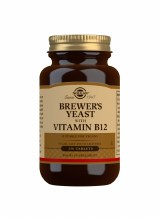 Solgar Brewers Yeast with Vitamin B12