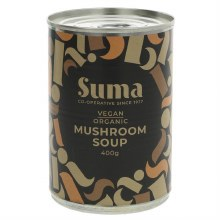 Suma Organic Mushroom Soup